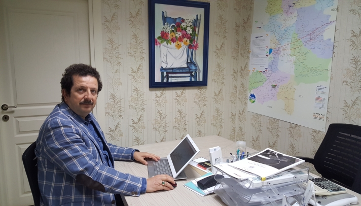 Mustafa GAVASOĞLU <br/> A Sınıfı İş Güvenliği Uzmanı <br/> Yönetim Kurulu Başkanı